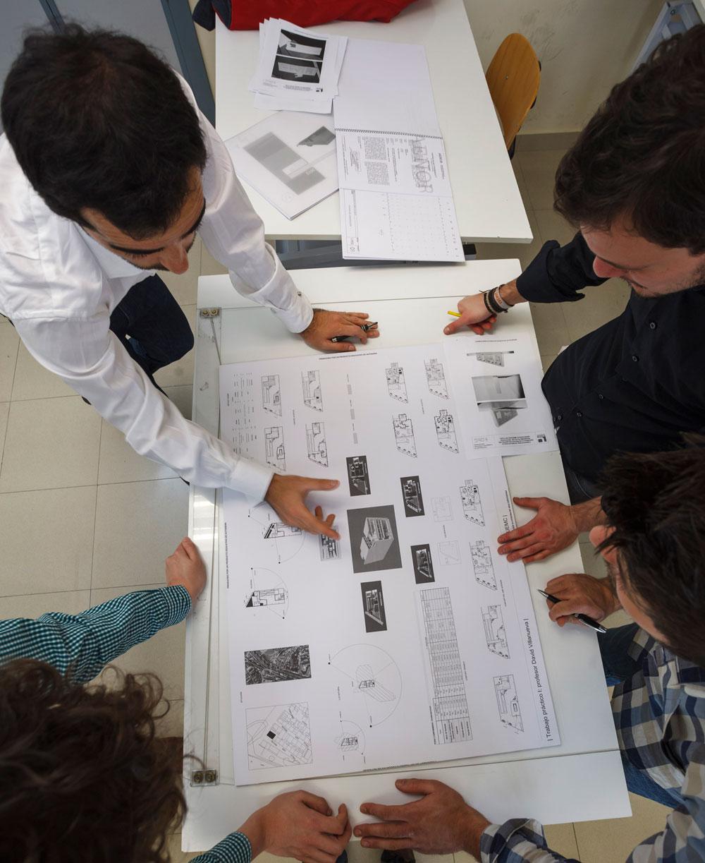 Arquitectura t cnica for Arquitectura tecnica ull